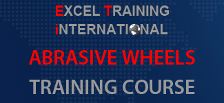 Excel Training provide workplace and classroom based health and safety courses for all aspects of Abrasive Wheels and Cutting Discs.